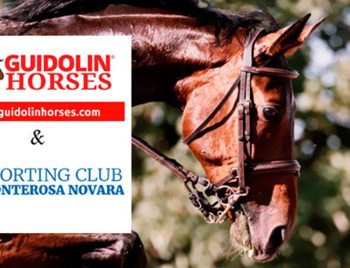 Lo Sporting Club Monterosa Novara sceglie i mangimi Guidolin per nutrire i suoi cavalli